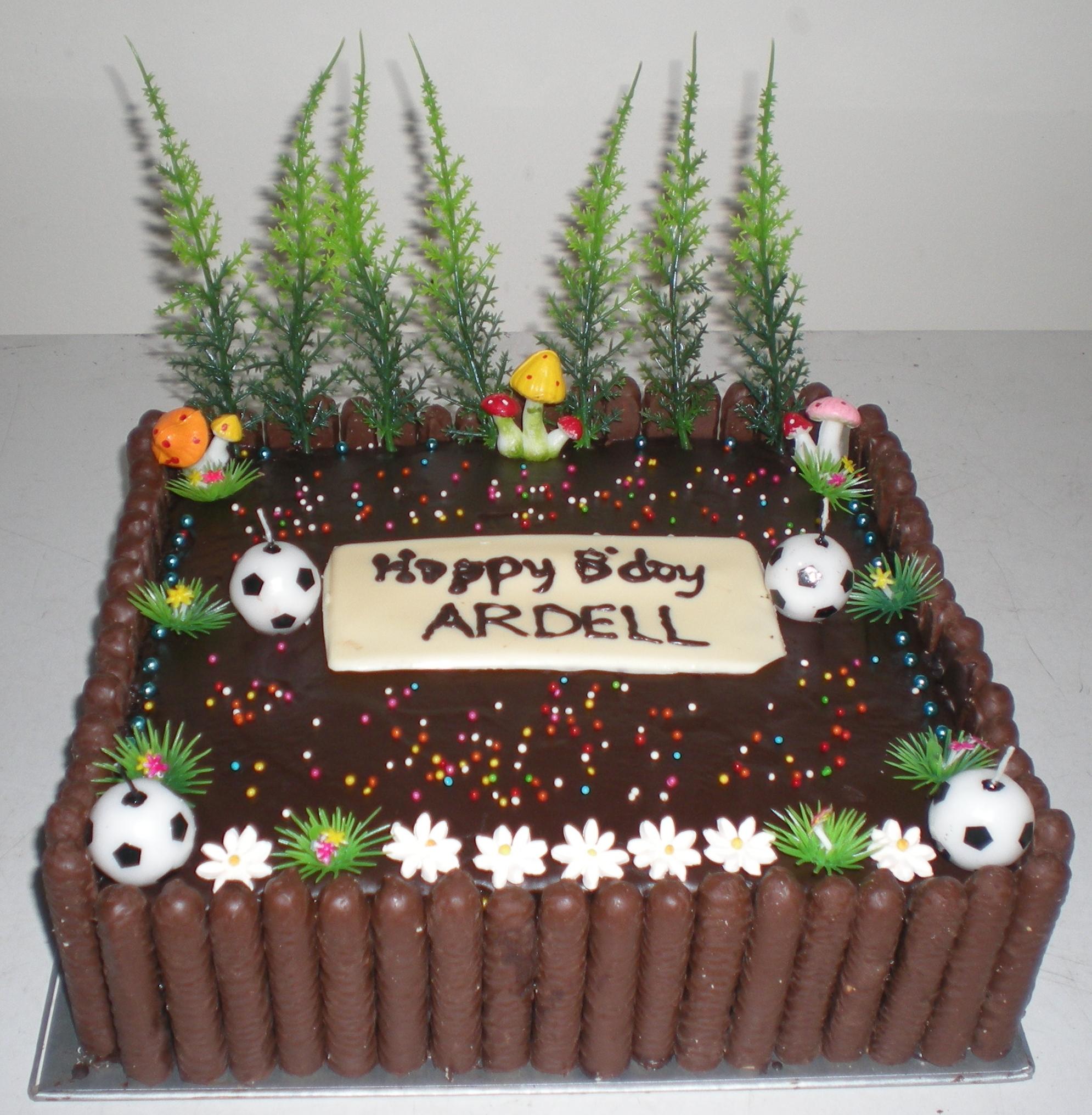 Images Kue Ulang Tahun : Pin Kue Ulang Tahun Mickey Mouse Ukuran 20x30 Cake Di ...